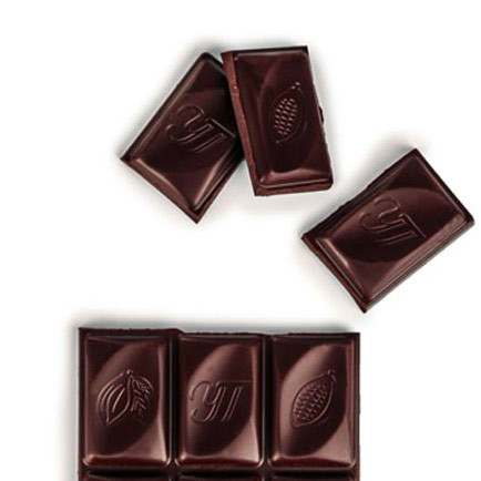 Assortiment Chocolats Noir et Lait 540g