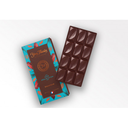 Assortiment Chocolats Noir et Lait 360g