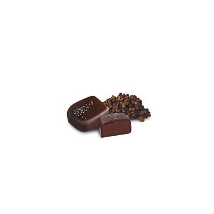 Assortiment Chocolats Noir et Lait 360g Coffret