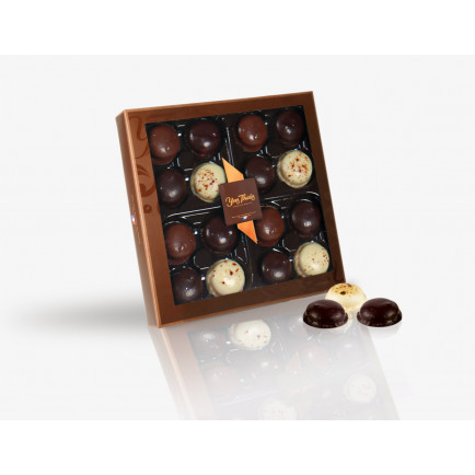 Chocolat noir origine Papouasie
