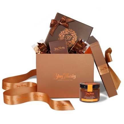 Réglette 9 chocolats noirs