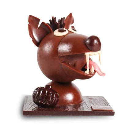 Coffret 30 chocolats noirs