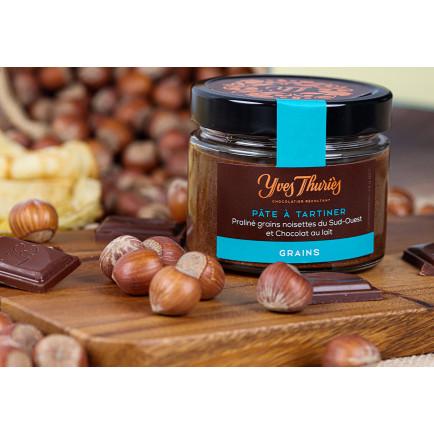 Plaque mendiant chocolat Lait